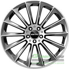 Купить Легковой диск GMP Italia STELLAR Anthracite Diamond R18 W8 PCD5x112 ET38 DIA66,6