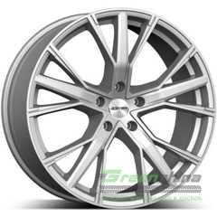Легковой диск GMP Italia GUNNER Silver - Интернет-магазин шин и дисков с доставкой по Украине GreenShina.com.ua