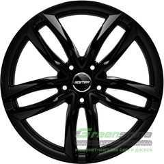 Легковой диск GMP Italia ATOM Glossy Black - Интернет-магазин шин и дисков с доставкой по Украине GreenShina.com.ua