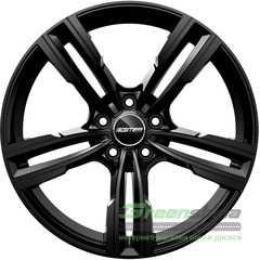 Легковой диск GMP Italia REVEN Glossy Black - Интернет-магазин шин и дисков с доставкой по Украине GreenShina.com.ua