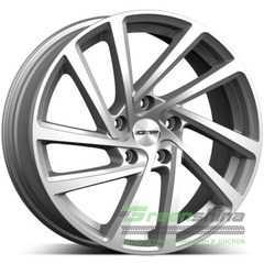 Легковой диск GMP Italia WONDER Silver - Интернет-магазин шин и дисков с доставкой по Украине GreenShina.com.ua