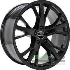 Купить Легковой диск GMP Italia GUNNER Glossy Black R20 W9 PCD5x108 ET40 DIA63.4