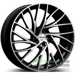 Легковой диск GMP Italia ENIGMA CONCAVE Black Diamond - Интернет-магазин шин и дисков с доставкой по Украине GreenShina.com.ua