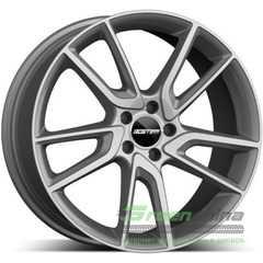 Купить Легковой диск GMP Italia HUNTER Silver R19 W9.5 PCD5x112 ET50 DIA66.6