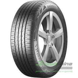 Купить Летняя шина CONTINENTAL EcoContact 6 195/65R15 91V