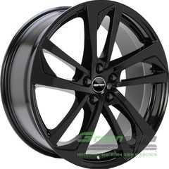 Купить Легковой диск GMP Italia KATANA Glossy Black R20 W8.5 PCD5x108 ET45 DIA63.4