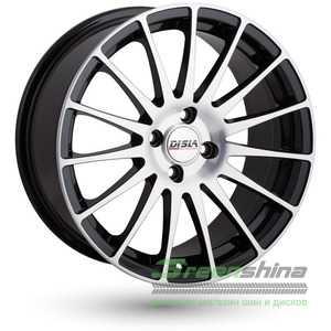 Купить DISLA Turismo 720 BD R17 W7.5 PCD5x114.3 ET45 DIA67.1