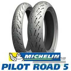 Купить Мотошина MICHELIN Pilot Road 5 190/55R17 75W REAR TL