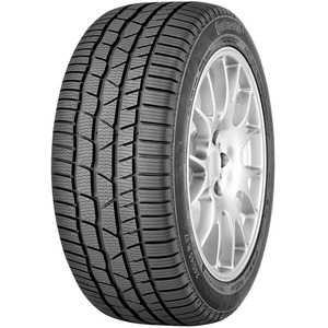 Купить Зимняя шина CONTINENTAL ContiWinterContact TS 830P 255/45R18 104V