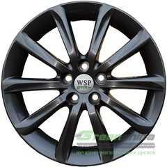Купить WSP ITALY GREEN line G1701 (ANTHRACITE) R18 W8 PCD5x114.3 ET45 DIA60.1