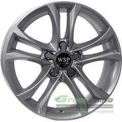 Купить WSP ITALY GREEN line G501 (SILVER) R16 W7 PCD5x112 ET35 DIA66.6