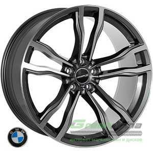 Купить ZW 5623 DGMF R22 W11 PCD5x120 ET35 DIA74.1