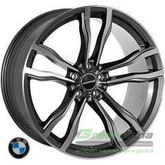 Купить ZW 5623 DGMF R22 W10 PCD5x120 ET40 DIA74.1