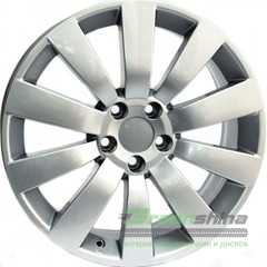 Купить Легковой диск WSP ITALY W152 VERONA SILVER R16 W6.5 PCD5x110 ET37 DIA65.1
