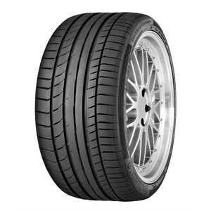 Купить Летняя шина CONTINENTAL ContiSportContact 5P 305/45R22 112Y