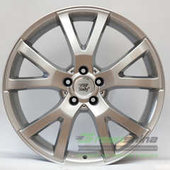 Купить WSP ITALY W750 YALTA SILVER R20 W8.5 PCD5x112 ET60 DIA66.6