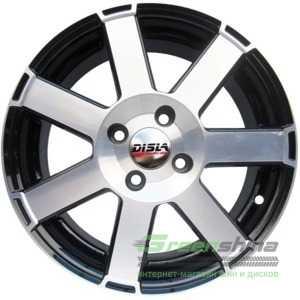 Купить DISLA Hornet 501 BD R15 W6.5 PCD5x114.3 ET40 DIA67.1