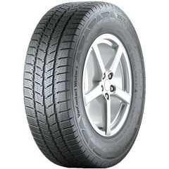 Купить Зимняя шина CONTINENTAL VanContact Winter 235/65R16C 121/119R