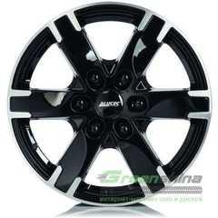 Купить Легковой диск ALUTEC Titan Diamond Black Front Polished R18 W8 PCD6x139.7 ET38 DIA67.1