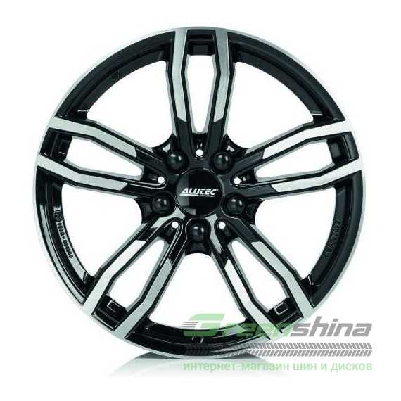 Купить Легковой диск ALUTEC Drive Diamond Black Front Polished R17 W7.5 PCD5x112 ET27 DIA66.5