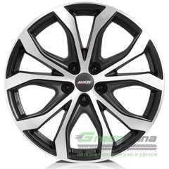 Купить Легковой диск ALUTEC W10X Racing Black Front Polished R20 W9 PCD5x112 ET35 DIA66.5