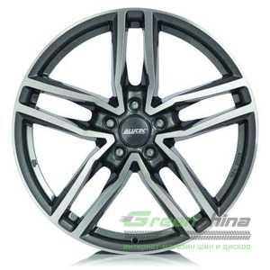 Купить Легковой диск ALUTEC Ikenu Graphite Front Polished R16 W6.5 PCD5x108 ET50 DIA63.4