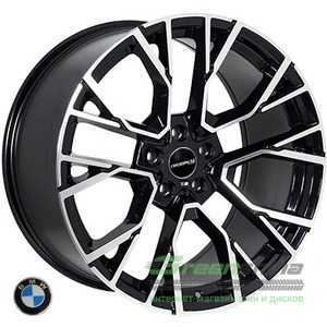 Купить ZW BK5769 BP R20 W9 PCD5x112 ET35 DIA66.6