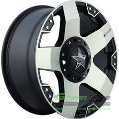 Купить BUFFALO BW-775 MACHINED-FACE-W BLK-WINDOWS R20 W8.5 PCD10x139.7-150 ET10 DIA110.5