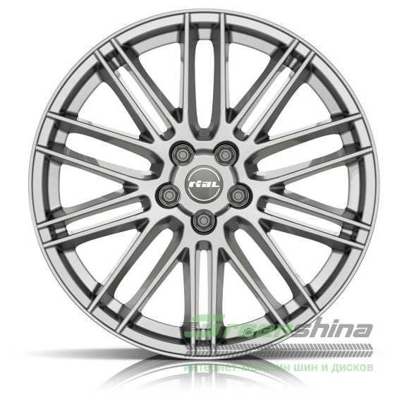 Купить RIAL Kibo X Metal Grey R20 W9 PCD5x112 ET33 DIA66.5