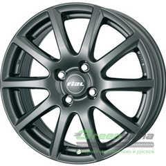 Купить RIAL Milano Titanium R18 W7.5 PCD5x108 ET45 DIA70.1