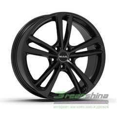 Купить Легковой диск MAK Nurburg Gloss Black R20 W9 PCD5x112 ET26 DIA66.45