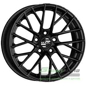 Купить Легковой диск MAK Monaco-D Gloss Black R21 W11.5 PCD5x130 ET59 DIA71.6