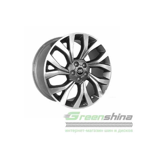Легковой диск Replica LegeArtis LR019 - Интернет-магазин шин и дисков с доставкой по Украине GreenShina.com.ua