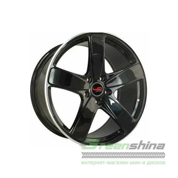 Легковой диск Replica LegeArtis PR520 BKPS - Интернет-магазин шин и дисков с доставкой по Украине GreenShina.com.ua