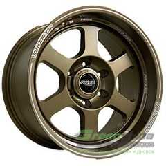 Купить Off Road Wheels OW6025 MATT BRONZE LIP LINE R18 W9 PCD6x139.7 ET0.00 DIA110.1