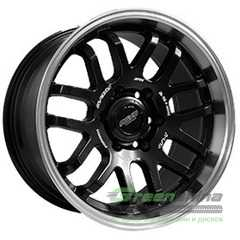 Купить Off Road Wheels OW7008 MBML R18 W8.5 PCD6x139.7 ET10 DIA110