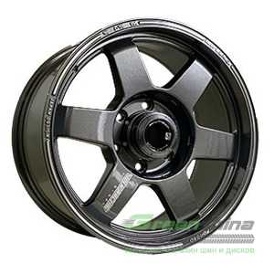 Купить Off Road Wheels OW742 DARK HB R18 W8 PCD6x139.7 ET18 DIA110.5