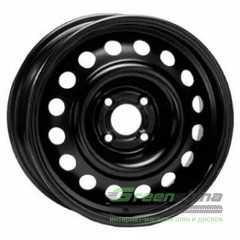 Купить Легковой диск STEEL TREBL 64A45R BLACK R15 W6 PCD4X100 ET45 DIA54.1
