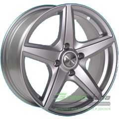 Купить REPLICA Volkswagen JH 1457 SILVER R15 W6.5 PCD5x112 ET40 DIA57.1