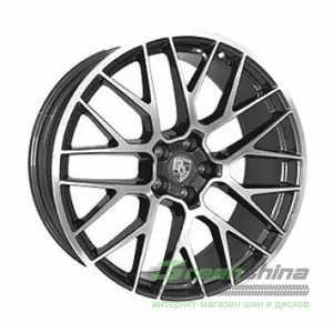 Купить Легковой диск Replica LegeArtis PR658 GMF R21 W9.5 PCD5X112 ET27 DIA66.5