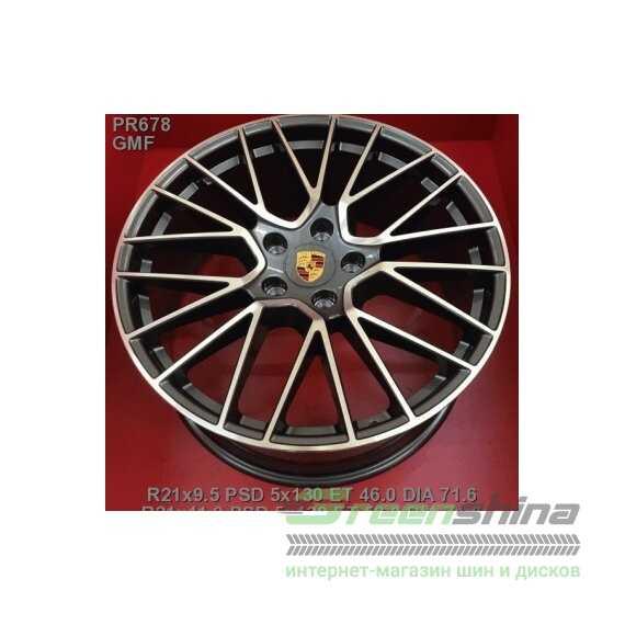 Легковой диск Replica LegeArtis PR678 - Интернет-магазин шин и дисков с доставкой по Украине GreenShina.com.ua