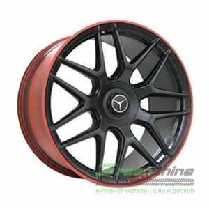 Купить Легковой диск Replica LegeArtis MR251 MBLR R21 W10 PCD5X130 ET36 DIA84.1