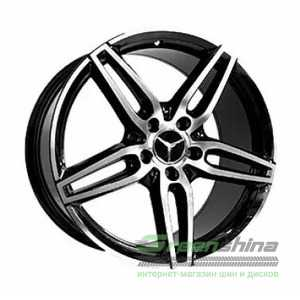 Купить Легковой диск REPLICA FORGED MR5062 BKF R18 W9 PCD5X112 ET45 DIA66.6