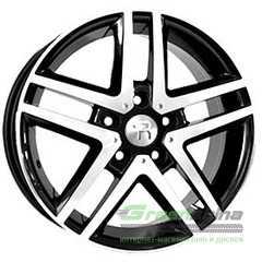 Купить REPLAY MR200 BKF R16 W6.5 PCD5x112 ET52 DIA66.6
