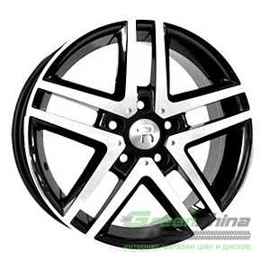 Купить REPLAY MR200 BKF R16 W6.5 PCD5x112 ET60 DIA66.6