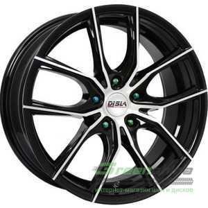 Купить DISLA Spider 525 BD R15 W6.5 PCD4x100 ET40 DIA67.1