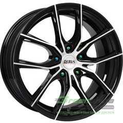 Купить DISLA Spider 525 BD R15 W6.5 PCD5x112 ET42 DIA67.1