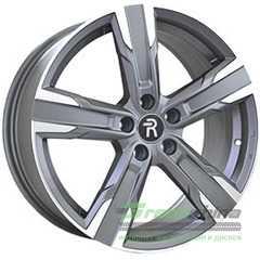 Купить REPLAY V56 MGMF R18 W7.5 PCD5x108 ET50.5 DIA63.3