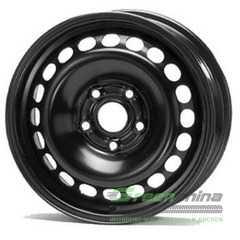 Купить Легковой диск STEEL ARRIVO AR105 BLACK R15 W6 PCD5X114.3 ET52.5 DIA67.1