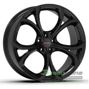 Купить Легковой диск MAK Lario Gloss Black R20 W9 PCD5x110 ET44.5 DIA65.1